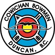 Cowichan Bowmen Archery Club Logo