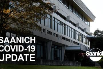 Saanich Covid-19 Update