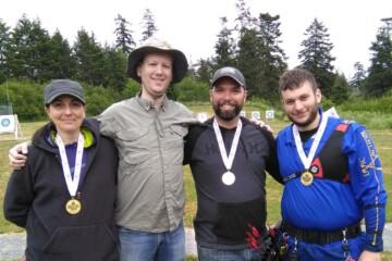 Brad Barclay/Coordinator, Shawn Behan, Liana Tupper, and Solly Lazar.